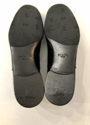 Туфлі prada3 фото