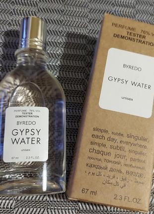 Gypsy water 67 ml tester eau de parfum, парфюмированная вода