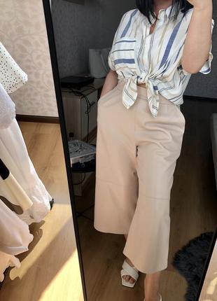 Сорочка (рубашка оверсайз в полоску) primark