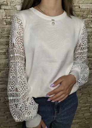 Блузка на 42-46 размер