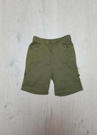 Детские шорты higear цвет хаки