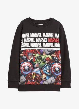 Світшот, светр, худі, толстовка супергерої марвел свитшот, свитер, худи супергерои marvel