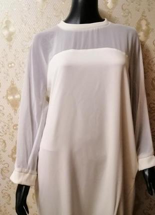 Фирменное платье туника