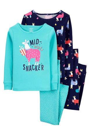 Набір піжам для дівчинки