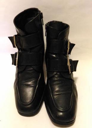 Ботинки весна осень ))италия .кожа верх и внутри