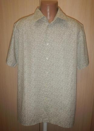 Тенниска рубашка picdor p.xxl 100% хлопок