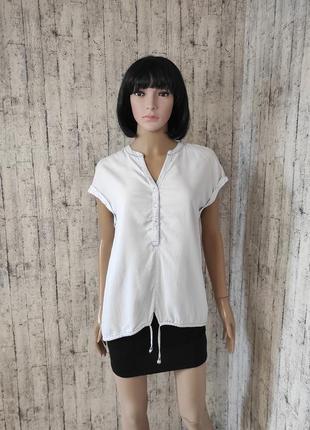 Блуза из ткани лиоцел