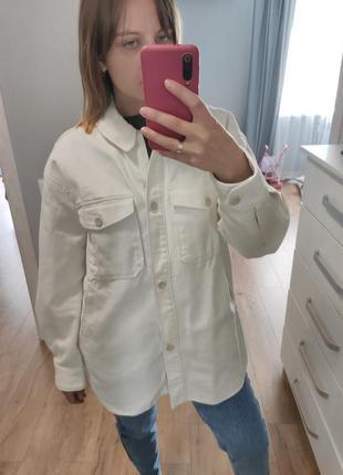 Куртка-сорочка h&m