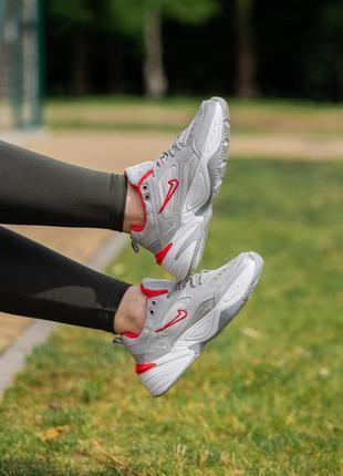 🤍 женские кроссовки nike tekno