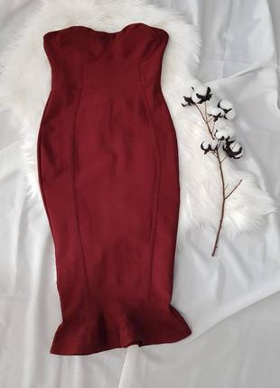 Бандажна сукня. бандажное платье3 фото
