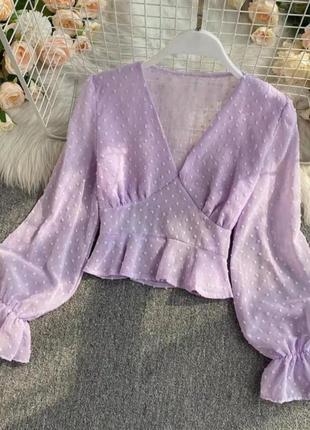 Блуза топ
