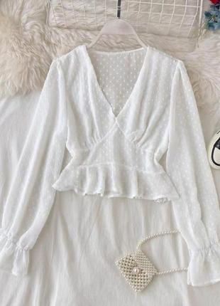 Топ блузка