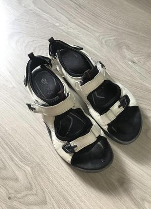 Спортивные сандали ecco 38