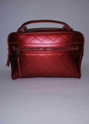 Новая с биркой сумка натуральная кожа