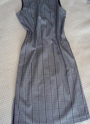 Офисное платье,сарафан