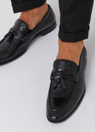 Муржские туфли лоферы1 фото