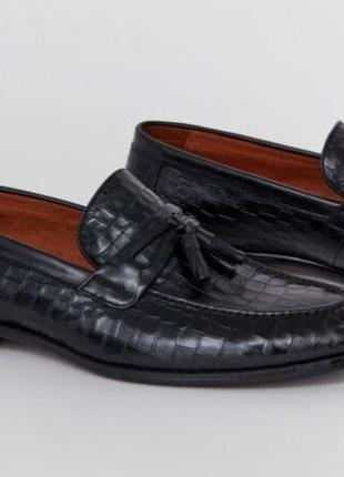 Муржские туфли лоферы3 фото