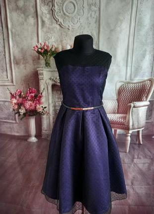 Самое красивое платье миди
