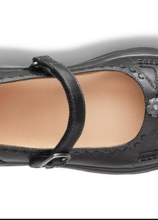 Комфортные кожаные туфли мэри-джейн2 фото