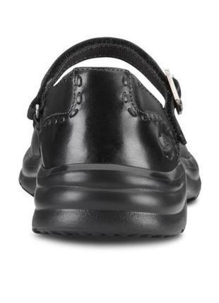 Комфортные кожаные туфли мэри-джейн5 фото