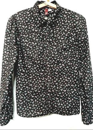 Рубашка на кнопках h&m