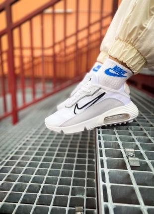 Женские стильные спортивные кроссовки nike air max