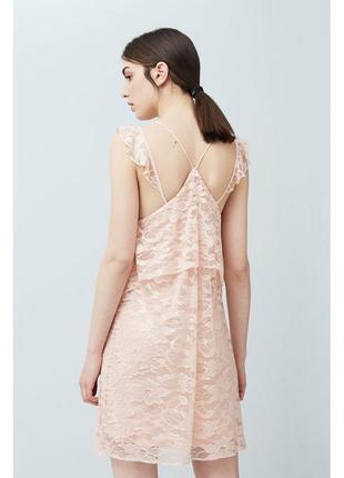 Платье mango размер m плаття сукня