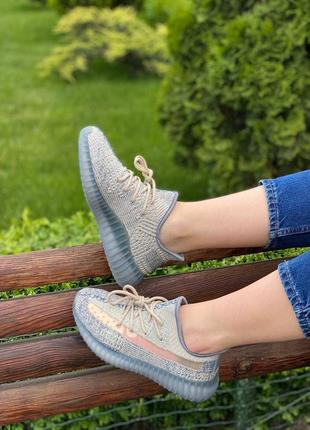 Женские кроссовки adidas yeezy boost v2 israfil жіночі кросівки