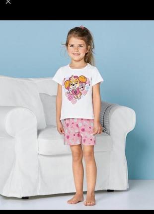 Пижама / шорти і футболка