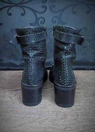Ботинки semerdjian 38p (25cm) italy ykk4 фото
