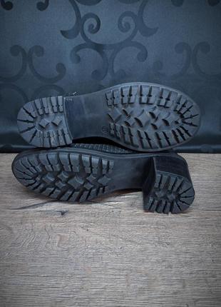 Ботинки semerdjian 38p (25cm) italy ykk5 фото