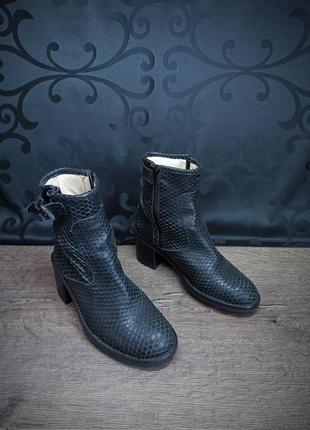 Ботинки semerdjian 38p (25cm) italy ykk3 фото