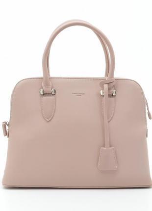 Женская сумка david jones розовая пудра классическая 5349 cm5349t