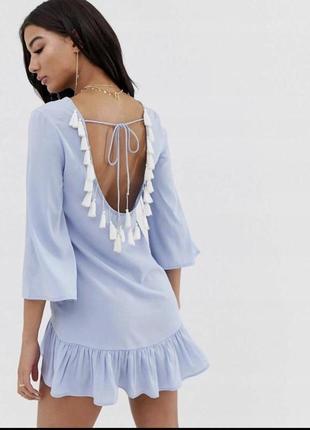 Пляжна сукня asos