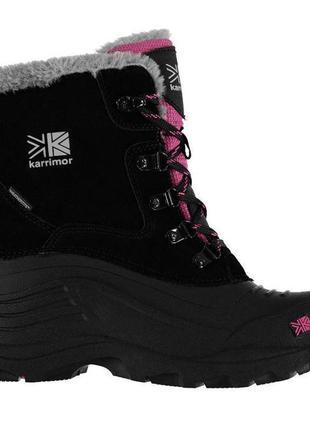 Женские сапоги ботинки karrimor 38, 39, р-р
