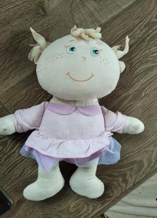 Мягкая кукла, текстильная кукла