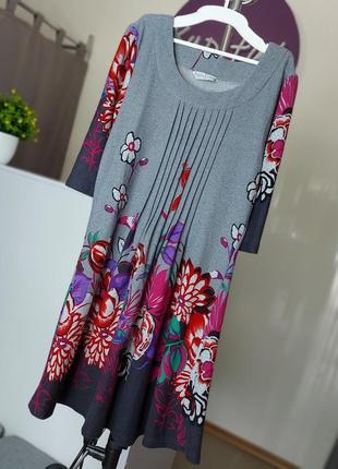 Тёплое платье sara louise размер s