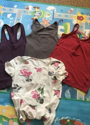 Набор майка футболка