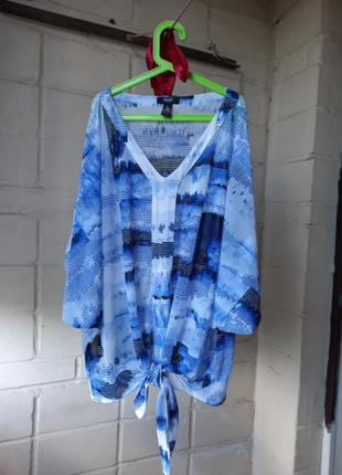 Очень красивая блуза alfani 1xбатал