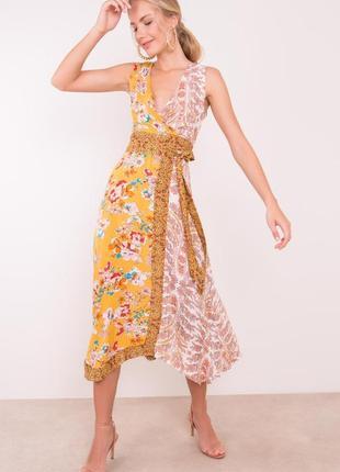 Новое супер красивое платье из тончайшего хлопка, для девушек с большой грудью и тонкой талией