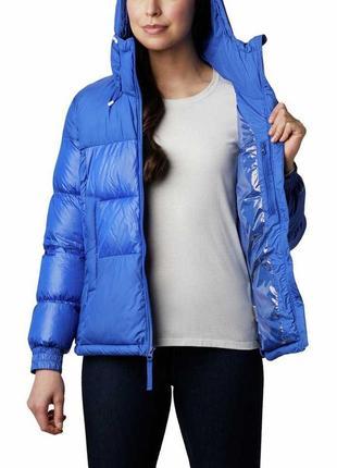 2xl, 56 зимняя куртка  columbia оригинал