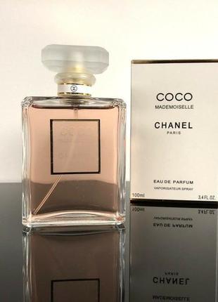 Chanel coco mademoiselle оригинал_eau de parfum 7 мл затест распив отливанты