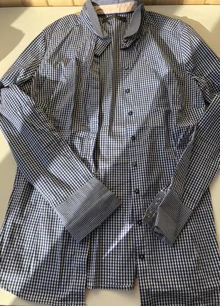 Клетчатая рубашка reserved