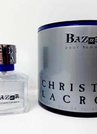 Christian lacroix bazar pour homme оригинал_eau de toilette 3 мл затест распив отливанты