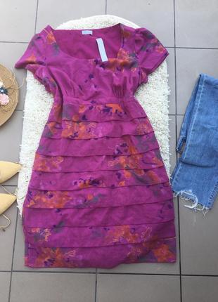 Платье цветочное плаття сукнях
