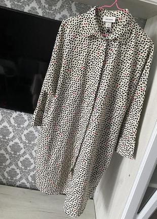 Платье рубашка monki