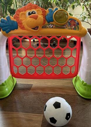 Игровой центр chicco goal league pro