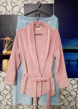 Тёплая пижама, домашний костюм