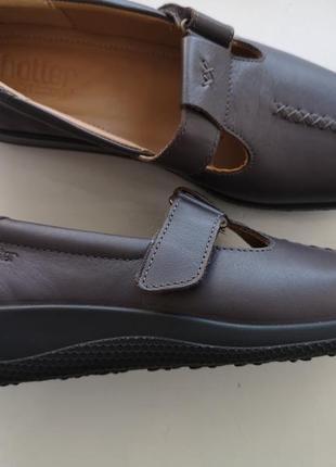 Туфли hotter uk 5,5, evr 38,5 размер