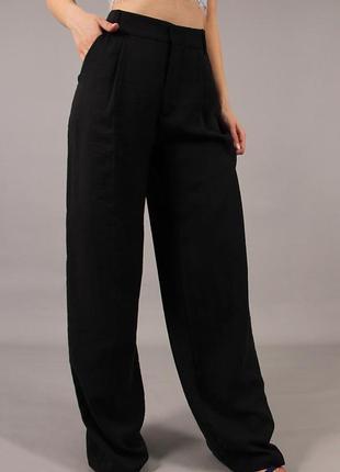 Жіночі штани-плаццо zara